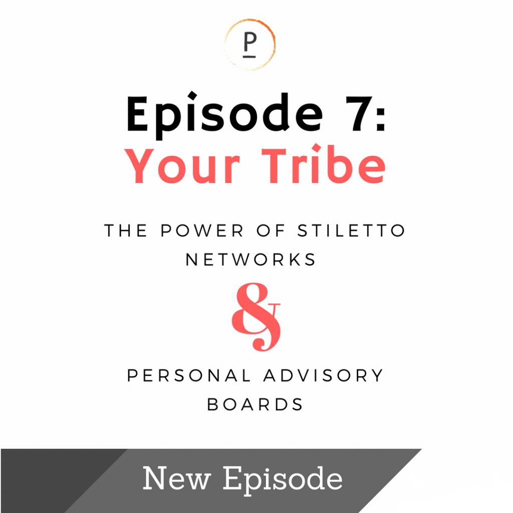 Stiletto Network and Personal Advisory Boards