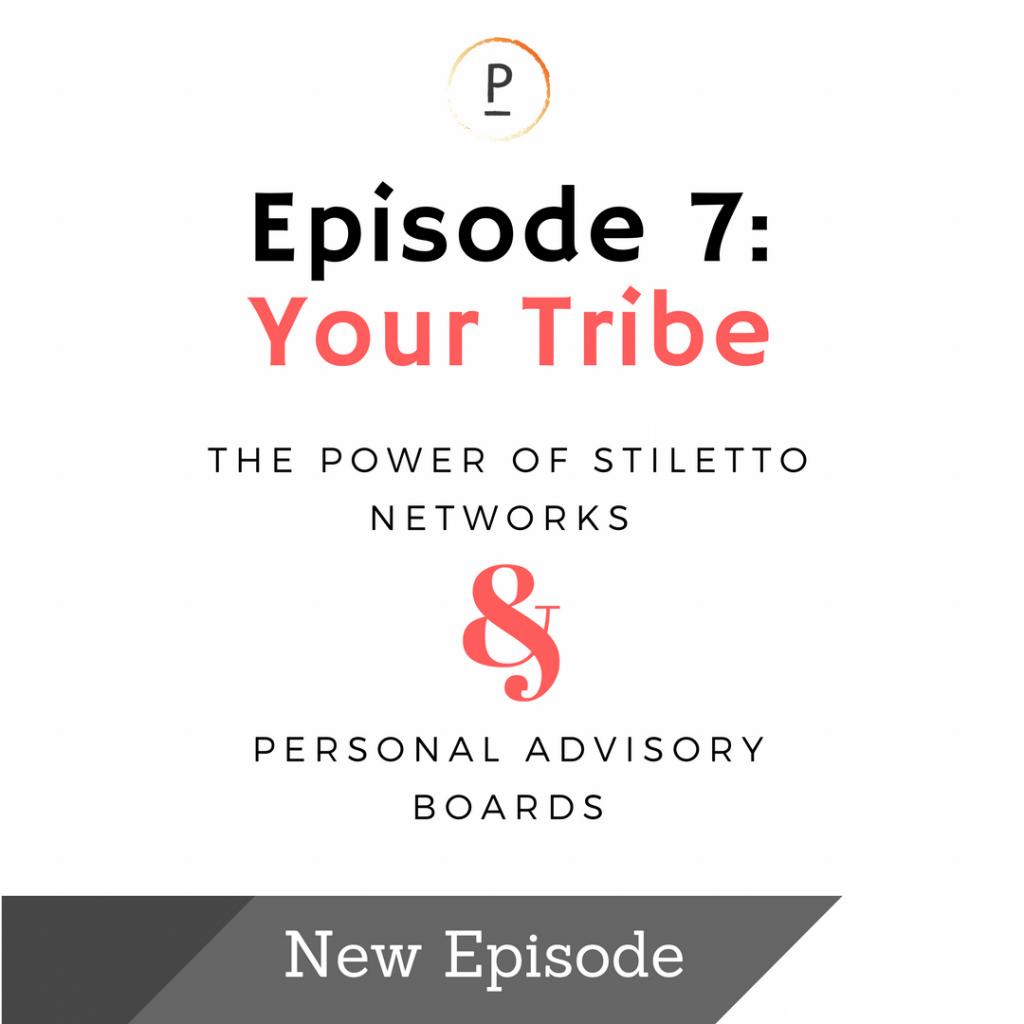 Stiletto Network and Personal Advisory Boards