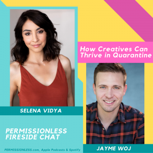 Jayme Woj & Thriving as a Creative While 'Staying Home' Ep. 0302